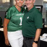 Kelly and Tom Moran