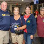 Ron and Wendy Miller, Dana LaPointe-O'Sullivan, Marge DelGreco